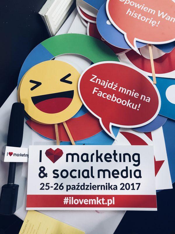 I Love Marketing & Social Media