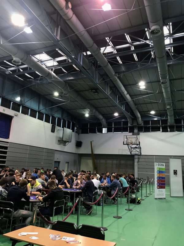 UEK Gaming publika