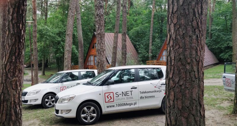Wyjazd integracyjny S-NET