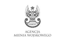 Agencja mienia wojskowego logo