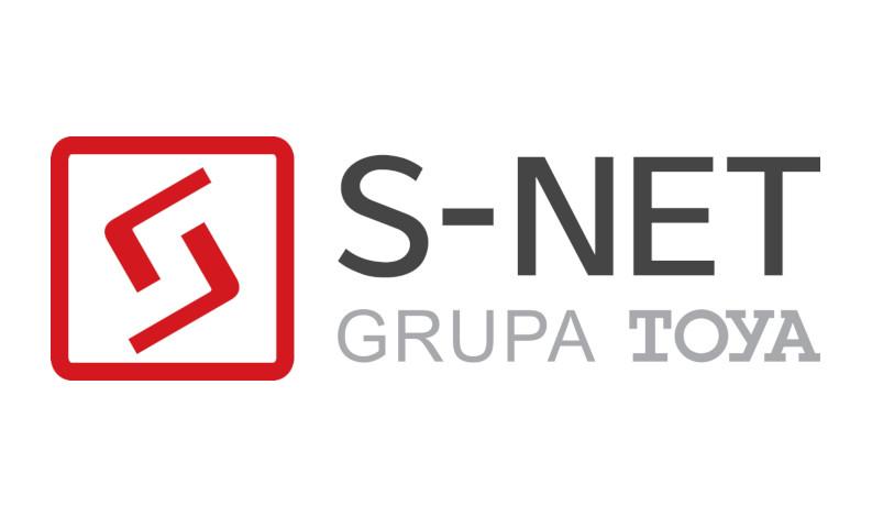 S-NET logo